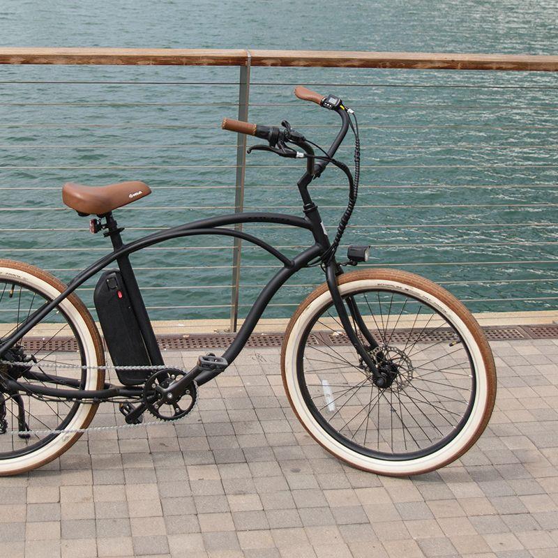 Envie d'acquérir un vélo à assistance électrique ? Venez en boutique découvrir nos nouveaux modèles.