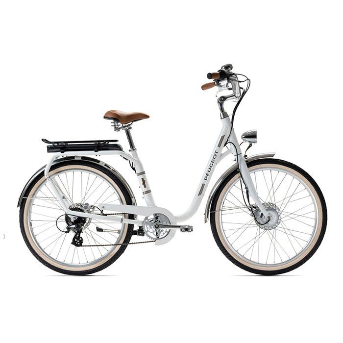 Envie d'acquérir un vélo à assistance électrique ? Découvrez le modèle ELC01 de chez Peugeot Cycles !
