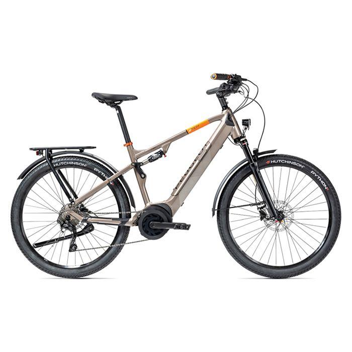 Envie d'acquérir un vélo à assistance électrique ? Découvrez le modèle ET01 FS de chez Peugeot Cycles !