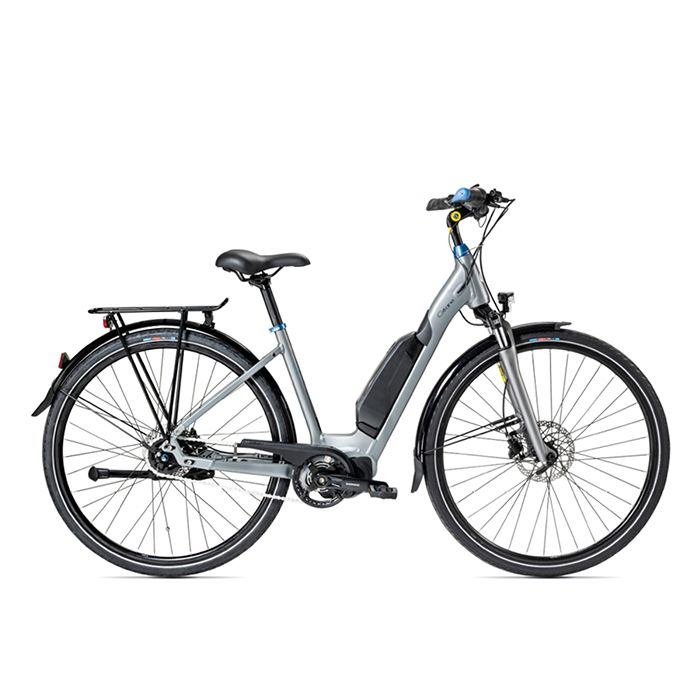 Envie d'acquérir un vélo à assistance électrique ? Découvrez le modèle e-CITY STePS de chez Gitane !