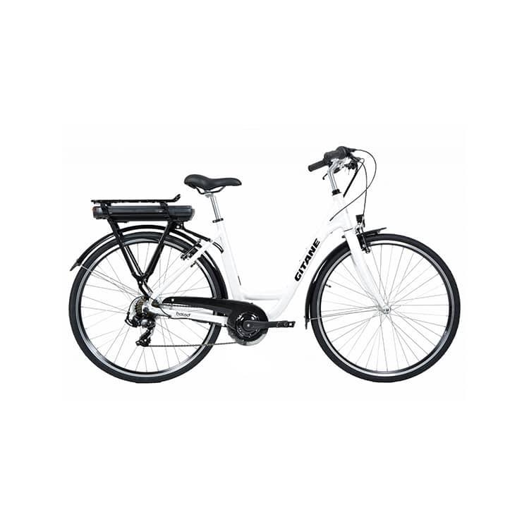 À la recherche d'un vélo électrique adapté à la ville ? Découvrez l'ORGAN'e BALAD de chez Gitane dans notre magasin C Mobilités, à Chambéry.