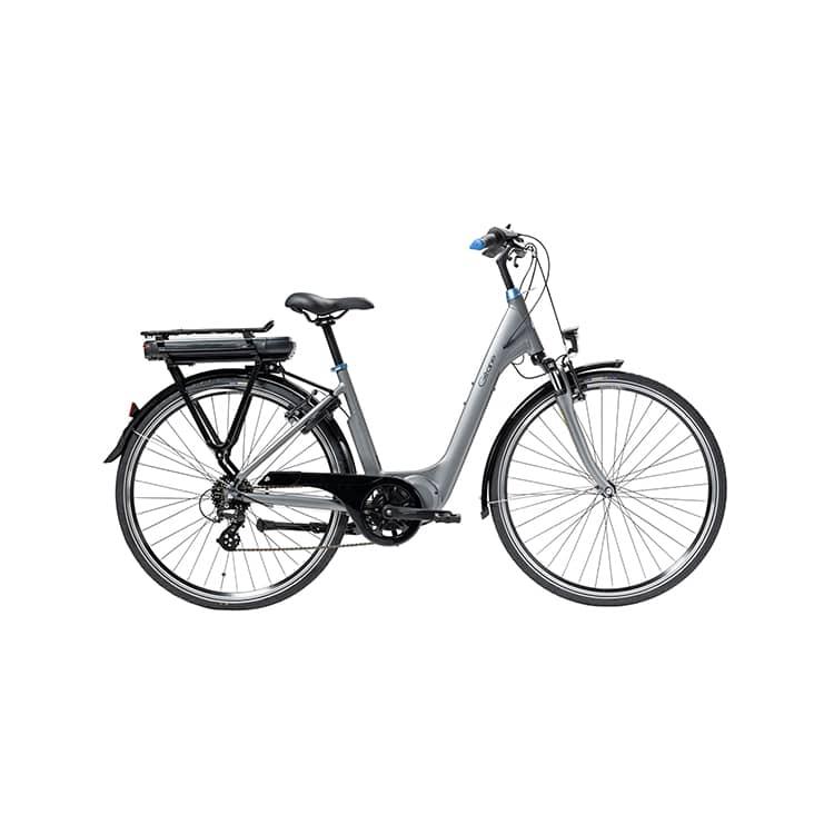 À la recherche d'un vélo électrique confortable et maniable ? Découvrez l'ORGAN'e Central de chez Gitane dans notre boutique C Mobilités, située à Chambéry.