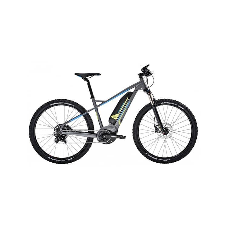 À la recherche d'un vélo tout terrain électrique ? Découvrez le modèle Titan 400 Wh de chez Gitane dans notre boutique située à Chambéry à prix réduit !