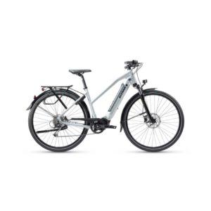 À la recherche d'un vélo électrique tout terrain ? Découvrez l'e-VERSO mixte de chez Gitane. Le bon compromis entre ville et campagne.