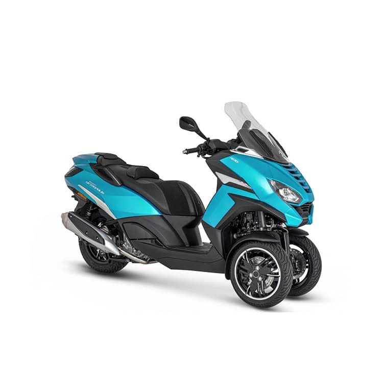 À la recherche d'un scooter trois roues ? Découvrez le Métropolis Allure de chez Peugeot Motocycles disponible chez C Mobilités, à Chambéry.