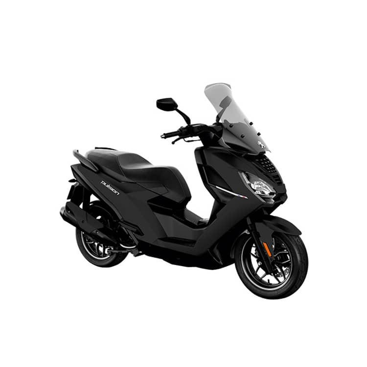 À la recherche d'un scooter urbain ? Découvrez le Pulsion 125 Active de chez Peugeot Motocycles disponible chez C Mobilités, à Chambéry.