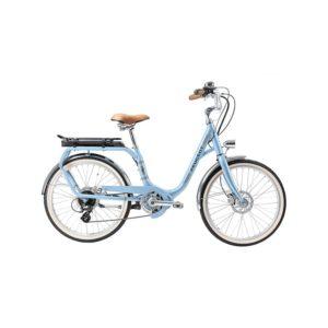 À la recherche d'un vélo électrique au design d'antan ? Découvrez l'eLC01 Central de chez Peugeot Cycles dans notre boutique C Mobilités.