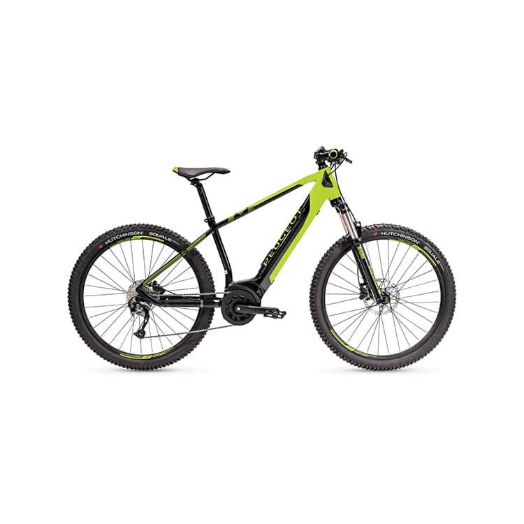 À la recherche d'un vélo tout terrain électrique ? Découvrez l'eM02 Active de chez Peugeot Cycles chez C Mobilités.