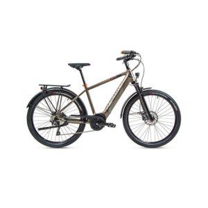 À la recherche d'un vélo électrique polyvalent ? Découvrez l'eT01 CrossOver de chez Peugeot Cycles dans notre boutique C Mobilités, située à Chambéry.