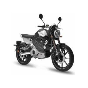 À la recherche d'une moto électrique ? Découvrez la TC Max FC de chez Super Soco disponible chez C Mobilités, à Chambéry.
