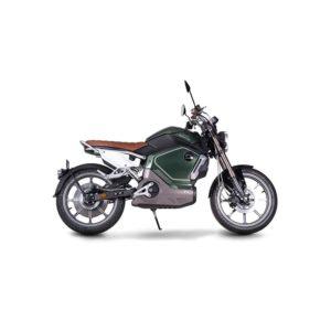 À la recherche d'une moto électrique ? Découvrez la TC de chez Super Soco disponible chez C Mobilités, à Chambéry.