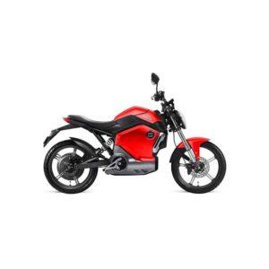 À la recherche d'une moto électrique ? Découvrez la TS de chez Super Soco disponible chez C Mobilités, à Chambéry.