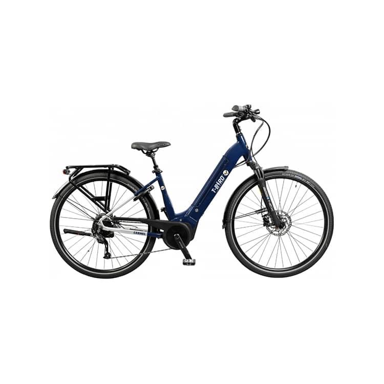 À la recherche d'un vélo électrique chic et polyvalent ? Découvrez le Carmel de chez T-Bird dans notre boutique située à Chambéry.